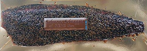 Salmone isole faroe selvaggio al pepe 1,3 kg