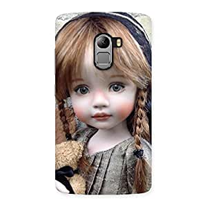 Premium Girl Angel Multicolor Back Case Cover for Lenovo K4 Note