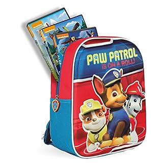 Pack Navidad Mochila: Paw Patrol: Chico – Edición Limitada [DVD]