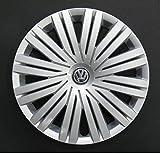 R. VI.autoforniture SRL Set 4Cups Rad corpicerchio Nieten Volkswagen Golf (VII S) ab 2018R 15