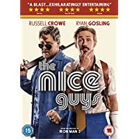 The Nice Guys [DVD] UK-Import, Sprache-Englisch