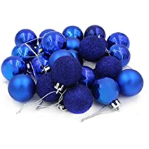 Suchergebnis auf f r blaue christbaumkugeln - Blaue christbaumkugeln ...