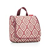 Reisenthel toiletbag Kosmetikkoffer, 55 cm, 3 L, Diamonds Rouge