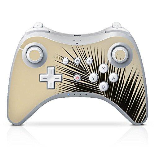 DeinDesign Nintendo Wii U Pro Controller Case Skin Sticker aus Vinyl-Folie Aufkleber Sprüche Musik Statements