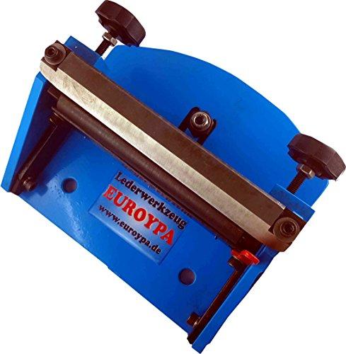 Lederspaltmaschine Leather Splitter Machine auch für BioThane