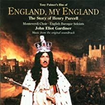 Purcell-England My England by Henry Purcell (1995-11-10)