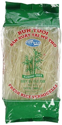 Bamboo Tree Reisnudeln, Vermicelli, 5er Pack (5 x 400 g)