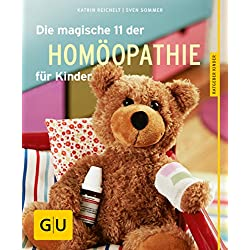 Die magische 11 der Homöopathie für Kinder