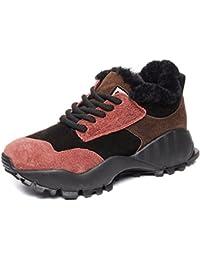 Botas de Lluvia para Mujeres Sexy Zapatos de Algodón Grueso Espeso de La Torta de Esponja Engrosamiento de Zapatos de Mujer Al Aire Libre