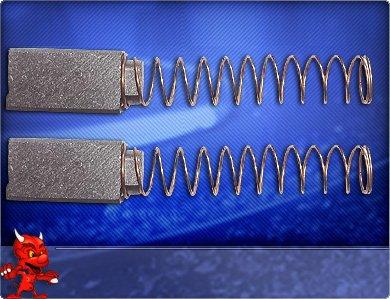 Kohlebürsten passend für Black & Decker GS 400 EB(TypeH1B)