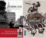 Catherine Bardon : les deux premiers tomes de la saga des Déracinés
