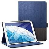 ESR Hülle kompatibel mit iPad Air 3 2019 10.5 Zoll - Ultra dünnes Smart Case Cover mit Auto...