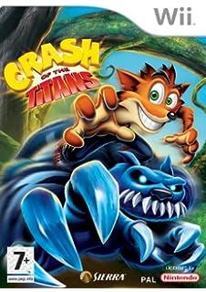 crash bandicoot wii