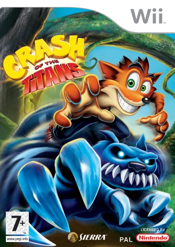 Crash Of The Titans (wii)