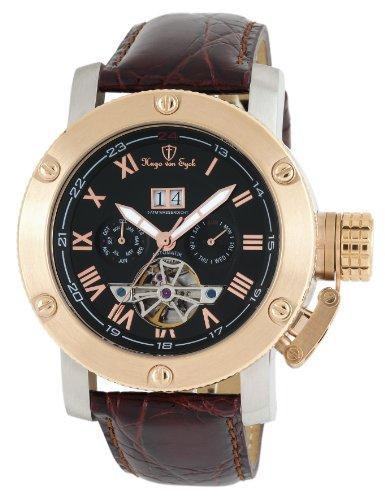 Hugo von Eyck reloj de caballero automático ColumbaHE302-325