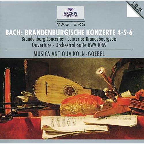 J.S. Bach: Brandenburg Concerto No.5 In D, BWV 1050 - 3. Allegro