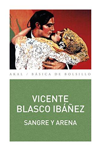 SANGRE Y ARENA (Básica de Bolsillo nº 337) eBook: VICENTE ...