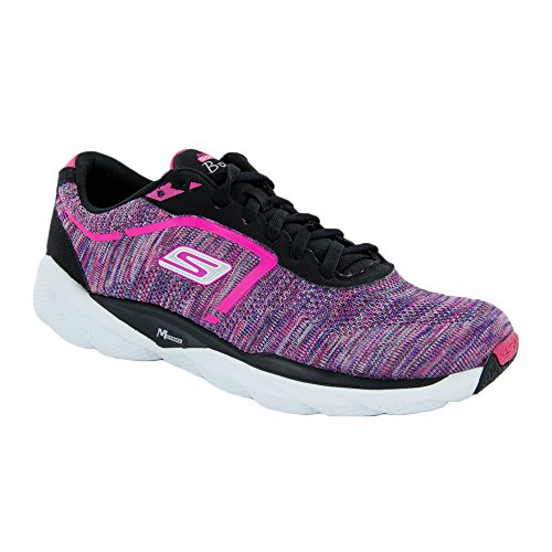 Skechers Go Run Bolt donna Scarpe da corsa Black / Multi