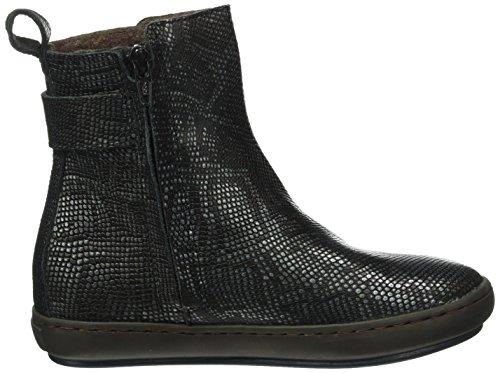 Bisgaard Tex Boot, Bottes courtes avec doublure chaude mixte enfant Noir (212 snake-black)