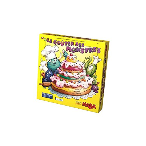 Haba - Le Goûter des Monstres [Französische Edition]