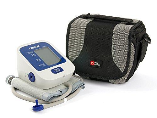 Duragadget borsa per misuratore di pressione omron m2 / m3 - con tracolla + maniglia - spazio per piccoli accessori - garanzia 100%