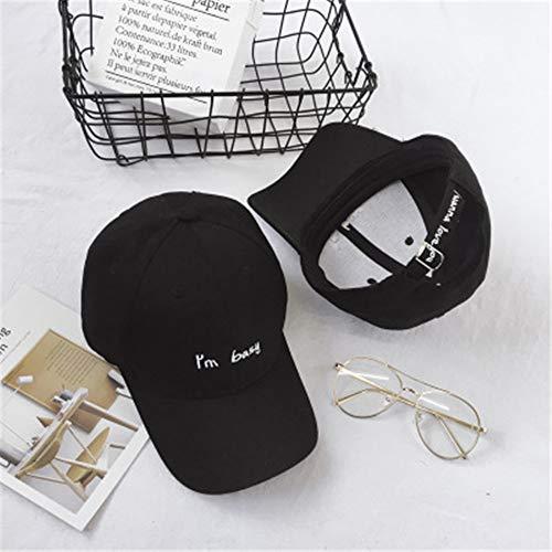 Kostüm Russische Weiblich - Hut weiblich Kappe lässig Wilde Straße Paar Student männlich Sonnenblende Baseball Cap schwarz einstellbar