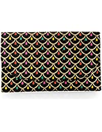 Tarini Nirula Accessories Women's Clutch (Multicolour)