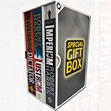 Cicero Trilogy Robert Harris Collection 3 Books Collection Box Set - GiftBOX (Imperium: (Cicero Trilogy 1), Lustrum: (Cicero Trilogy 2), Dictator: (Cicero Trilogy 3))