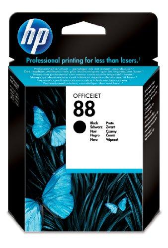 HP N°88 Cartouche d'encre d'origine Noir