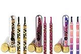 Ivybands | IVYLACES 3er Pack Leo's Edition | Premium Schnürsenkel | Schuhband ILACE022 026 057