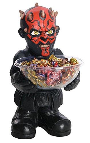 Rubie's 368371 - Yoda Candy Bowl Holder