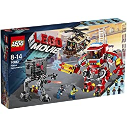 LEGO - The LEGO Movie 70813 Rinforzi Al Soccorso