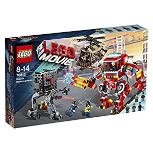 LEGO Movie 70813 - Rescue Reinforcements V29, Include 5 Minifigure 5702015122344 LEGO