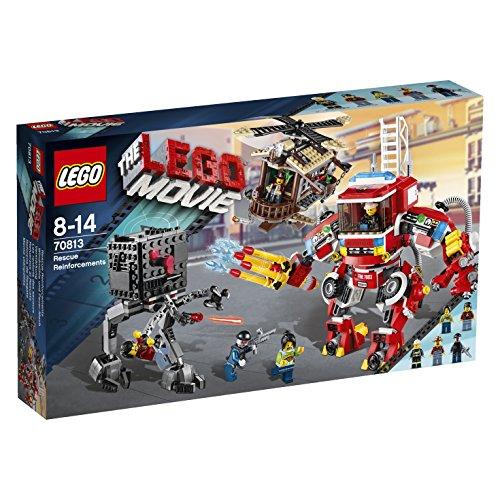 LEGO–300524–Movie–70813–Spiel-BAU–Die Verstärkungen - Movie Lego Lego Die
