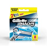 Gillette Mach 3 Turbo Manual Shaving Raz...