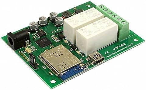 wifi002–2x 16A Relais WiFi