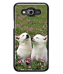 Snapdilla Designer Back Case Cover for Samsung Galaxy Grand Max G720 (Teddy Image HD Picture Background Quality Pouch)