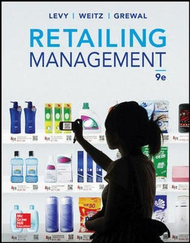 Retailing Management (College Ie Overruns)