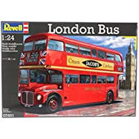 Revell - Maqueta London Bus, escala 1:24 (07651)
