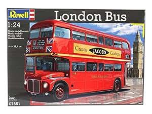revell 07651 maquette london bus jeux et jouets. Black Bedroom Furniture Sets. Home Design Ideas
