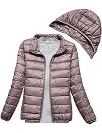 new concept 9eb64 672c8 Amazon.it: piumino donna 100 grammi - Donna: Abbigliamento