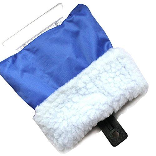 Bluelans-auto-parabrezza-neve-ghiaccio-pala-raschietto-con-guanto-foderato-rimozione-Clean-Hand-Tool