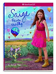 Saige Paints the Sky (American Girl Collection: Saige 2013)