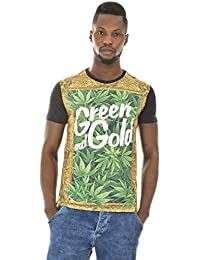 T-shirt Monsterpiece Weed