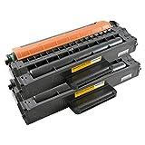 2x TONER von IBC D103L für SAMSUNG SCX-4726 FN / SCX-4727 / SCX-4727FD / SCX-4728 / SCX-4728FD / SCX-4728FW / SCX-4729 / SCX-4729FD / SCX-4729FW / SCX-4729FWX