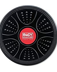 Body Sculpture Balance Board BB-6360 - Black
