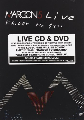 Friday The 13th: Live at the Santa Barbara Bowl [DVD] Santa Barbara Bowl