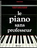 le piano sans professeur de collectif 1987 couverture ? spirales