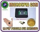 X009GSM Handy Vox Mini Micro Spy die + klein von immer