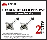 #3: Pitstop Headlight Bulb set Fitment at Doorstep for all cars